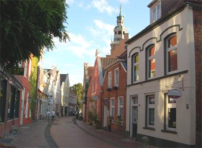 Winkelen in Duitsland - Leer