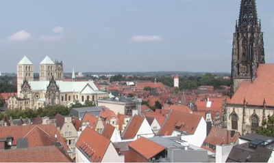 Münster webcam