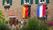 Kranenburg ongeveer 50% van de inwoners is Nederlander