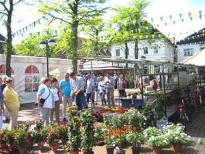 Winkelen in Duitsland - Walburgismarkt Ramsdorf-Velen
