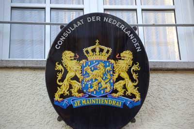 consulaat der Nederlanden