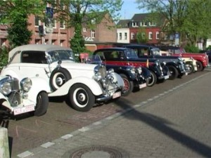 old timer auto`s in Kevelaer