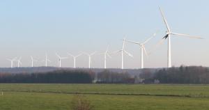 windmolens in groesbeek
