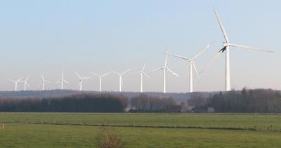 windmolens Reichswald