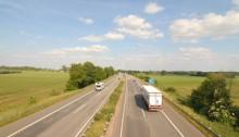 snelweg bij Emmerich