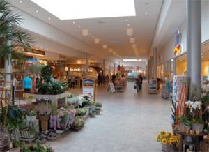 Multi-ostfriesland-center in Leer, winkelcentra en winkels