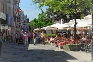 Winkelen in Duitsland - Wesel