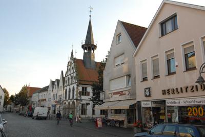 Winkelen in Duitsland - Burgsteinfurt