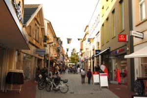 winkelen in Duitsland, Ibbenbüren