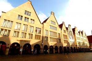 winkelen in Duitsland - Münster