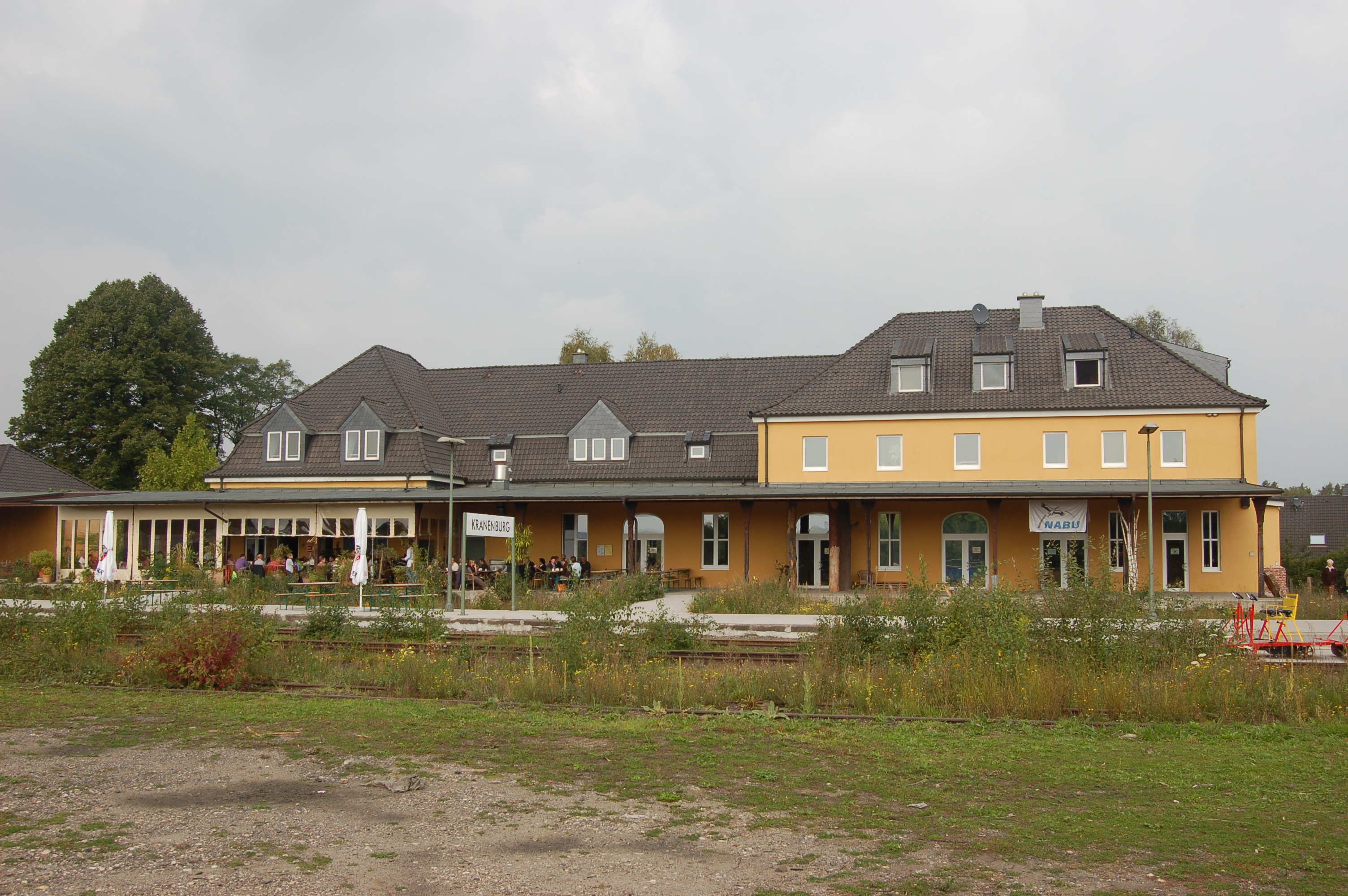 Kranenburg station