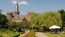 Schloss Moyland bij Kleve