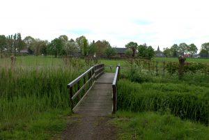 grens bij Megchelen