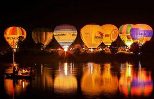 luchtballonnen münster