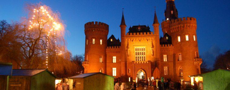 Kerstmarkten in Duitsland - Schloss moyland