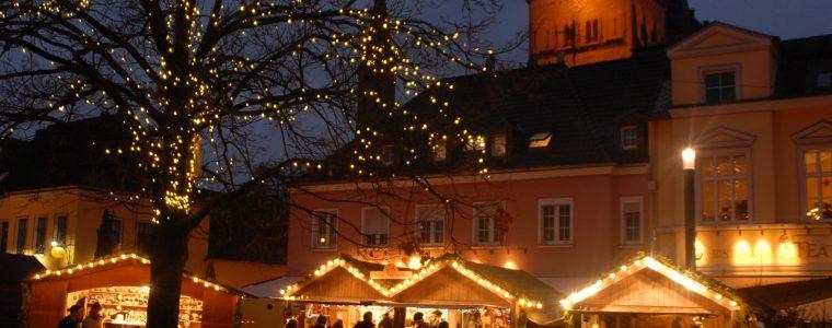 Eerste kerstmarkten openen vrijdag