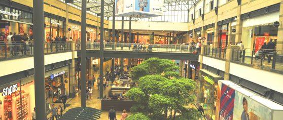 Winkelen in Duitsland: safari in Dinslaken