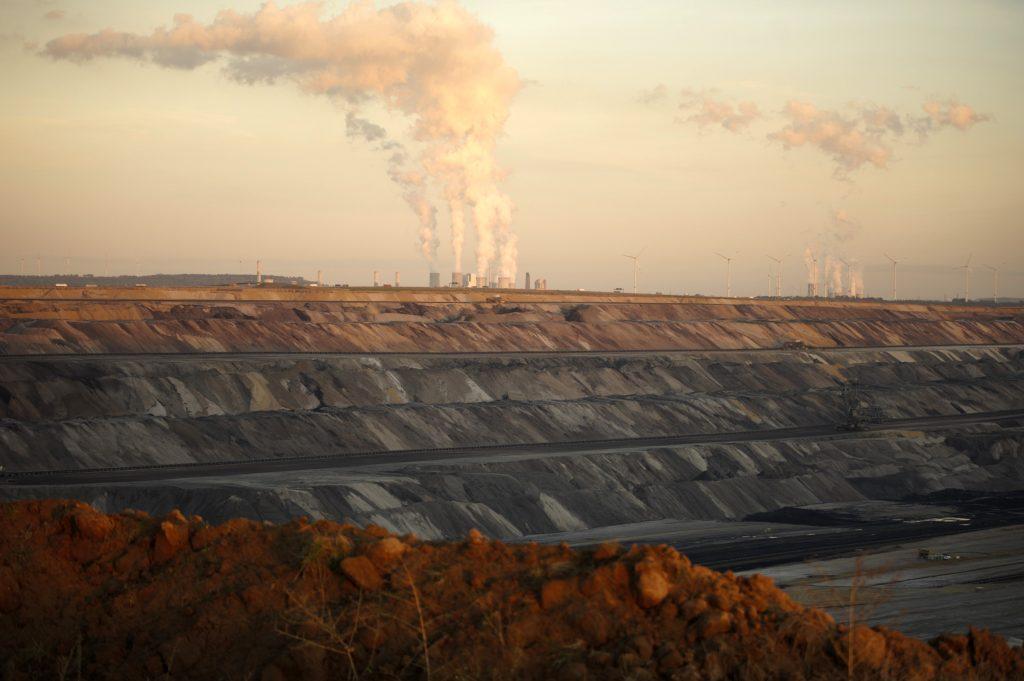 Bruinkoolwinning DuitslandWald