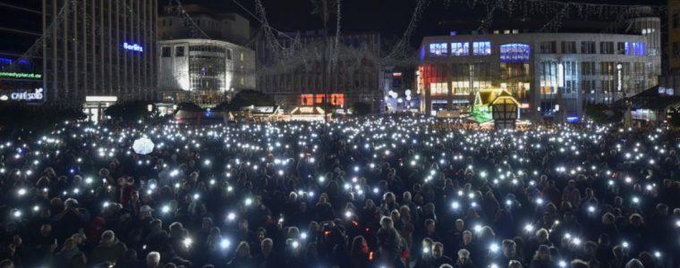 Lichterfest: sfeerverlichting gaat aan in Duitse steden