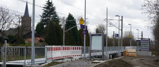Station Emmerich-Elten geopend