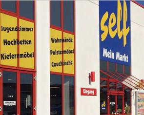 Nieuwe uitverkoopwinkel in Kevelaer