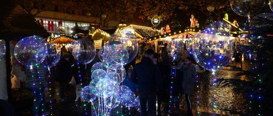 Kerstmarkten in het weekend van 14 en 15 december