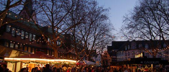 Kerstmarkten in Duitsland komend weekend