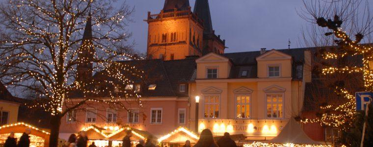 Kerstmarkten in het weekend van 21 en 22 december